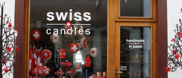 1. August bei Swiss Candles: Unser Kerzen-Feuerwerk!