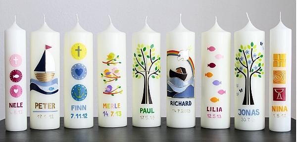 Kerzen Online Gestalten.Taufkerzen2 Swiss Candles Kerzen Basel