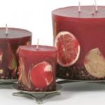 Kerzen Waldfrucht
