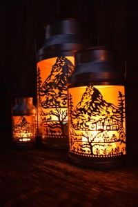 Lumière des Alpes Zermatt